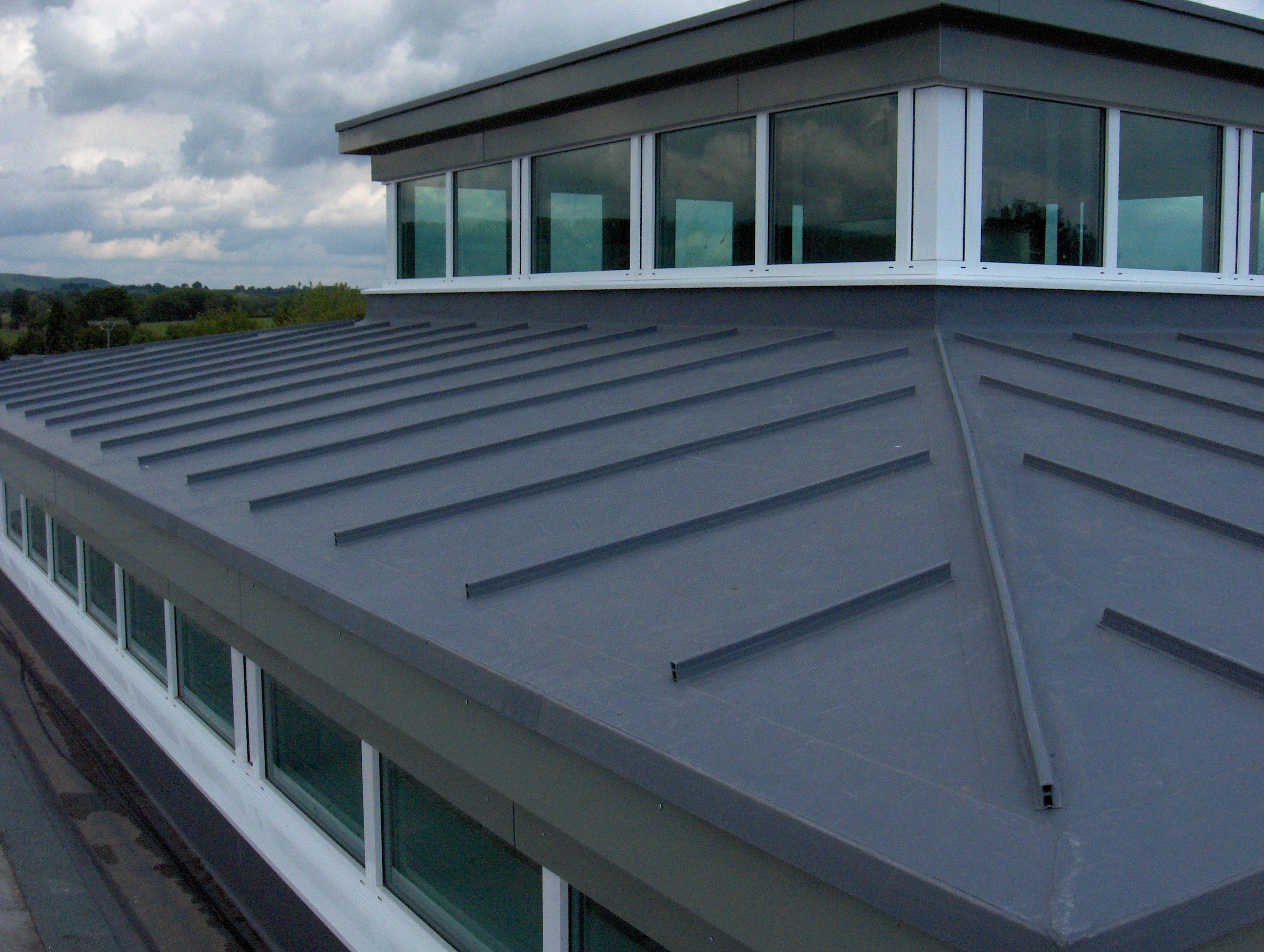 What Type Of Roofing Projects Are Single Ply Membranes