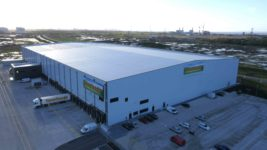 Farmfoods Warehouse Roof
