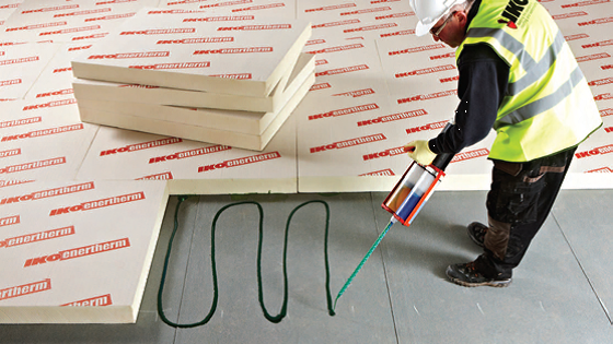 roofing insulation adhesive