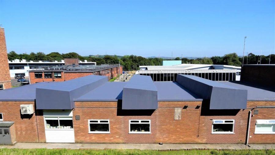 Hopwood Hall College Roof