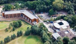 Central Parcs Hotel Armourplan PVC Roof