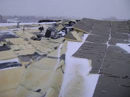 Single Ply Roofing Wind Load On Flat Roofs