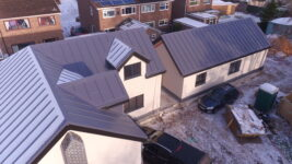 single_ply_roof_drone_image