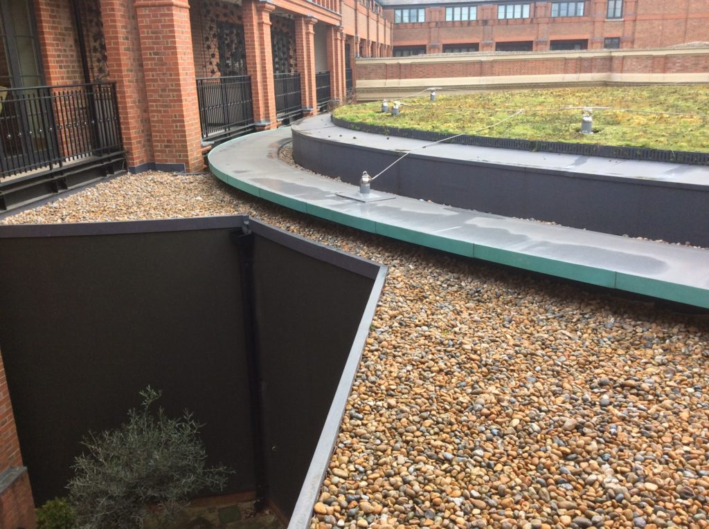 Are Single Ply Flat Roofing Membranes Suitable For Use In