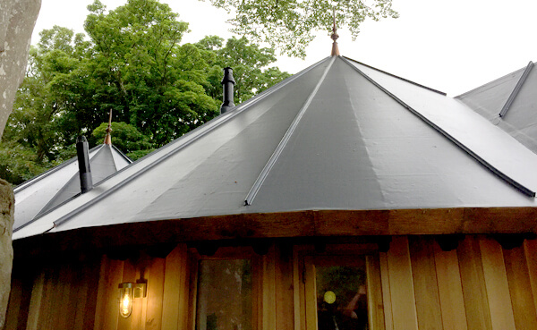 IKO Armourplan P - Treehouse Roof