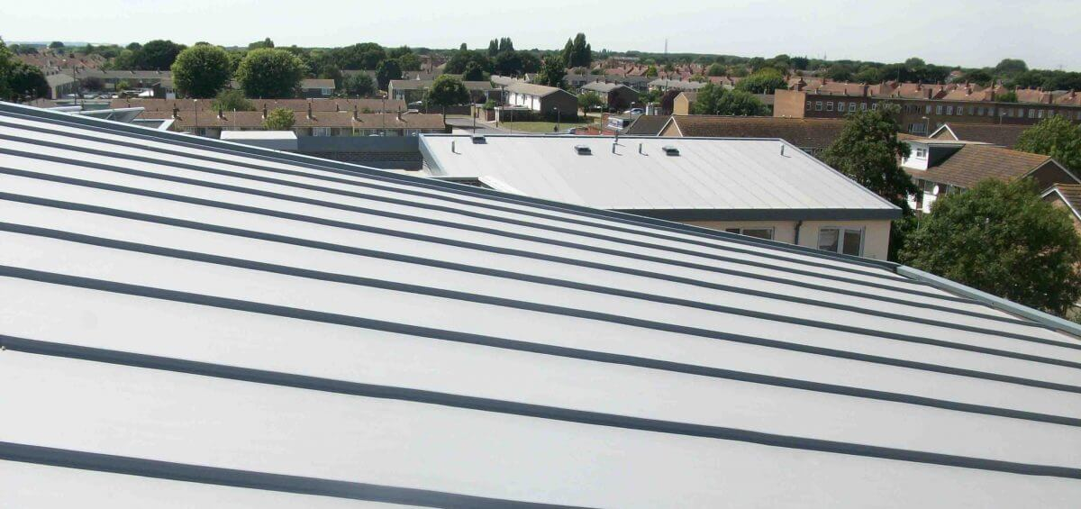 IKO Armourplan With Standing Seam